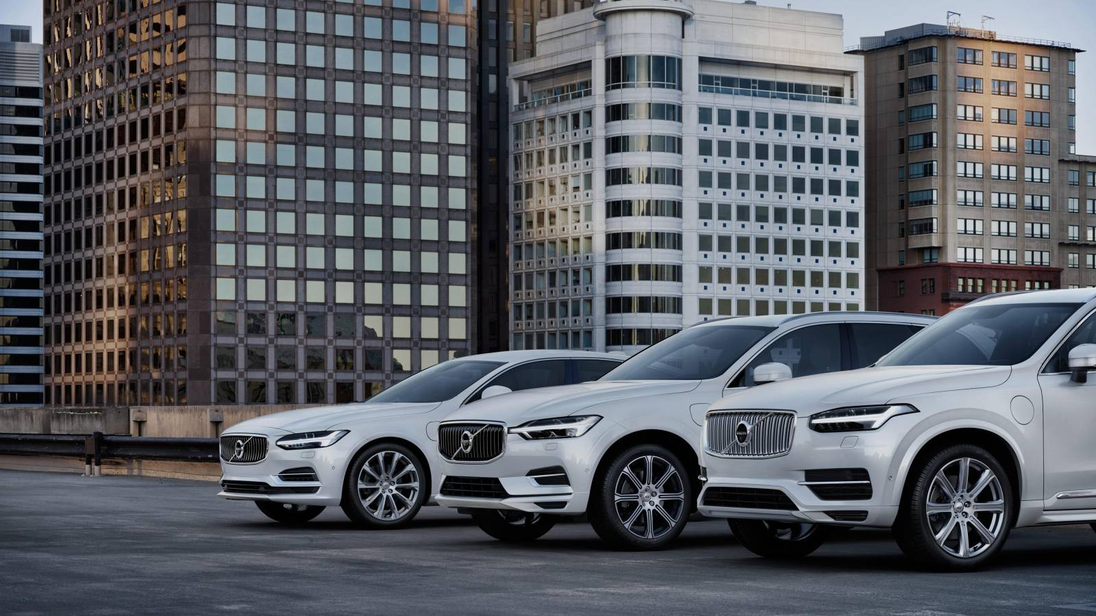 Nabídka vozů Volvo