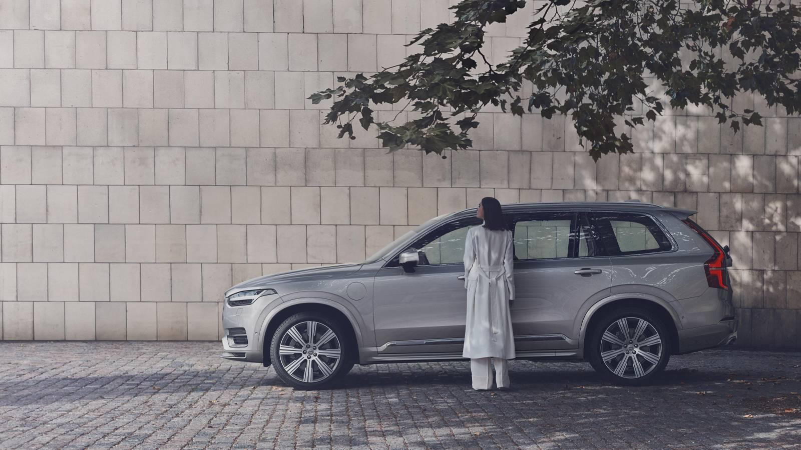 Servisní smlouva Volvo